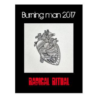 Radical Ritual Postcard