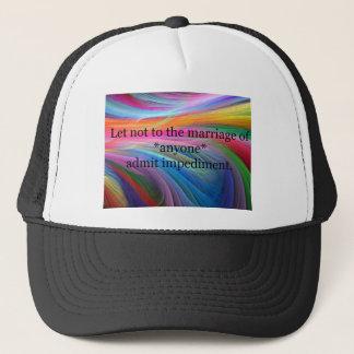 Radical Shakespeare Trucker Hat