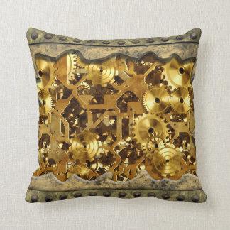 Radical Steampunk 10 Pillow