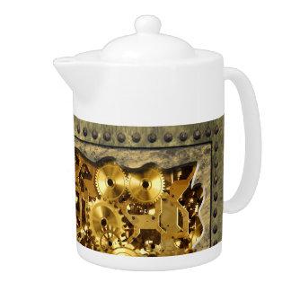 Radical Steampunk 10 Teapot