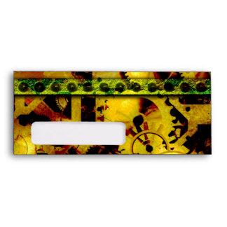 Radical Steampunk 2 Envelope