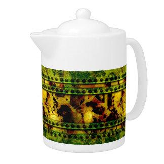 Radical Steampunk 2 Teapot