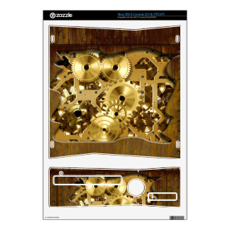 Radical Steampunk 3 Gaming Skin Xbox 360 S Skin