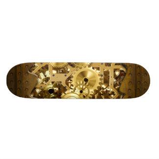 Radical Steampunk 3 Skateboard