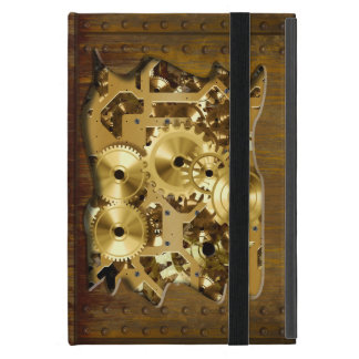 Radical Steampunk 3A Powiscase Covers For iPad Mini