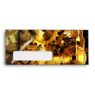 Radical Steampunk 4A Envelope