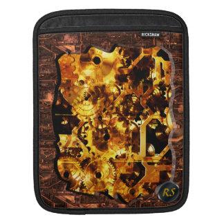 Radical Steampunk 7 iPad Sleeve