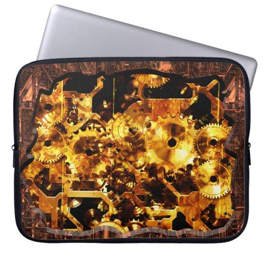 Radical Steampunk 7 Laptop Sleeve