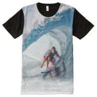 Radical Surfer 1A-1B Options All-Over Print T-shirt