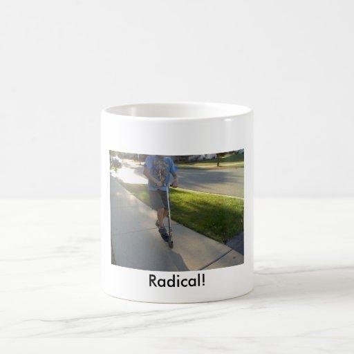 ¡Radical! Tazas