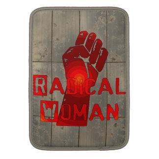 Radical Woman MacBook Sleeve