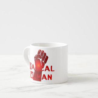 Radical Woman Espresso Mugs