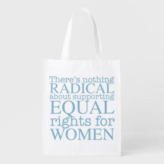 Radical Women Grocery Bag