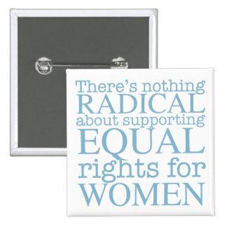 Radical Women Pinback Button