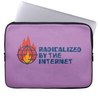 Radicalized By The Internet Laptop Sleeve
