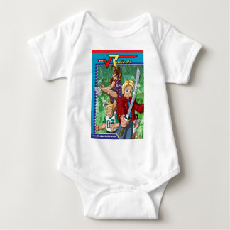 Radicals Activation Cover Baby Bodysuit