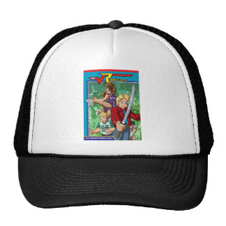 Radicals Activation Cover Hats