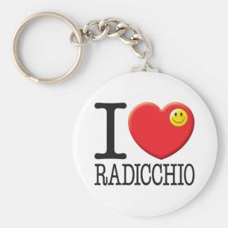 Radicchio Llaveros Personalizados
