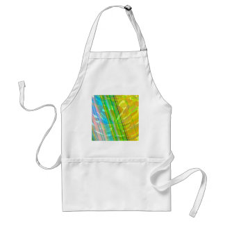 Radient - Golden Rainbow Adult Apron