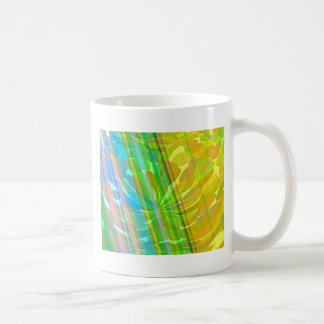 Radient - Golden Rainbow Coffee Mug