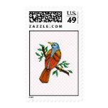 Radient Robin Stamp