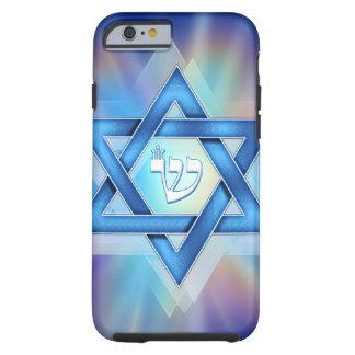 Radient Star of David iPhone 6 Case