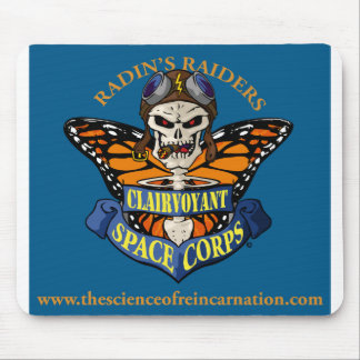 Radin's Raiders Mouse Pad