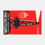 Radio 1926 + Poster de la difusión Pegatina
