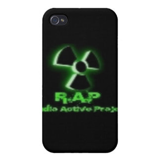 Radio Active Clothes & Accessories iPhone 4 Cover