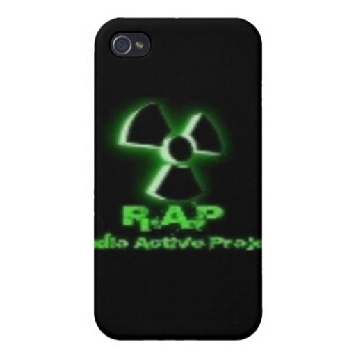 Radio Active Clothes & Accessories iPhone 4 Covers