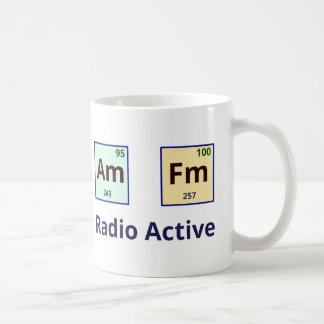 Radio Active Coffee Mug
