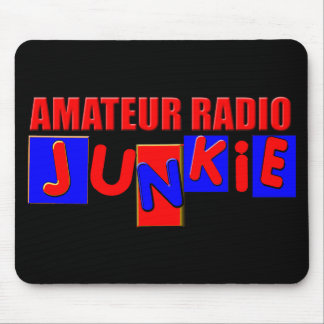 radio aficionada tapete de ratón