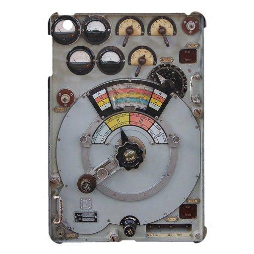 Radio alemana de la señal del vintage WWII