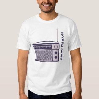 radio análoga vieja playeras