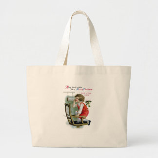 Radio Announcer for Station XMAS Bags
