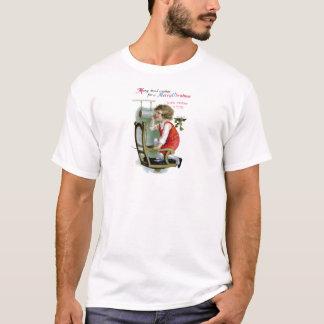 Radio Announcer for Station XMAS T-Shirt