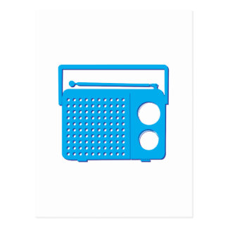 Radio azul postal