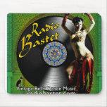Radio Bastet Mousepad