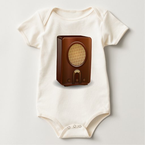 Radio Body Para Bebé
