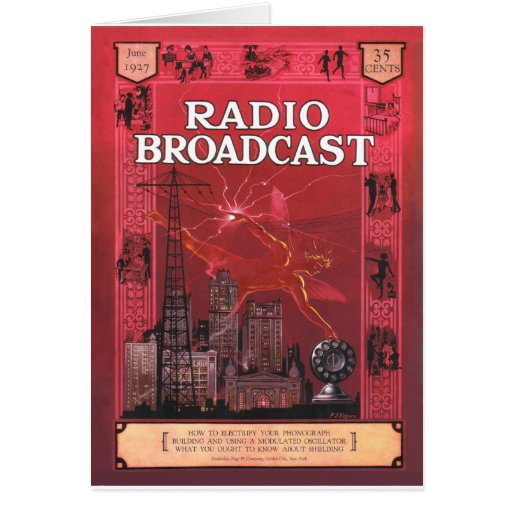 Radio Broadcast-Red Card