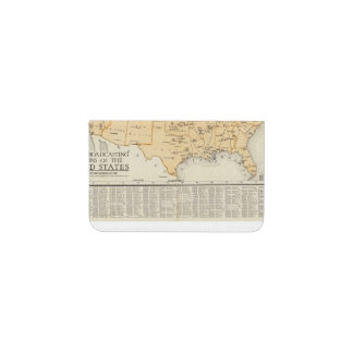 Radio Broadcasting Stations Of The United States Business Card Holder