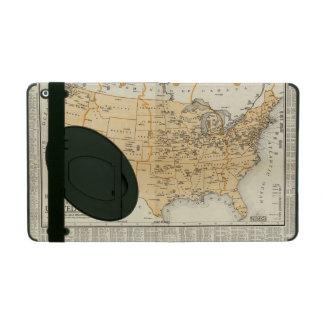 Radio Broadcasting Stations Of The United States iPad Folio Cases