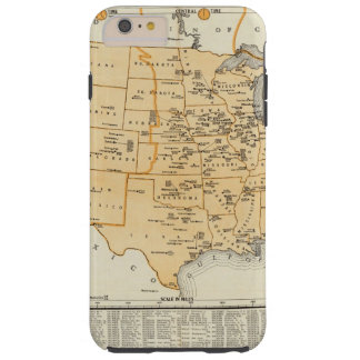 Radio Broadcasting Stations Of The United States Tough iPhone 6 Plus Case