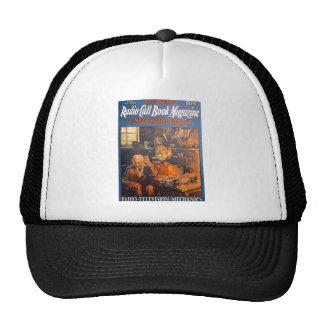 Radio Callbook Trucker Hat
