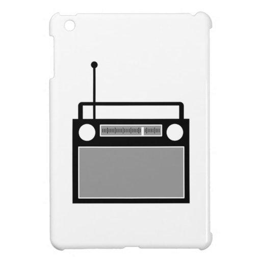 Radio Case For The iPad Mini