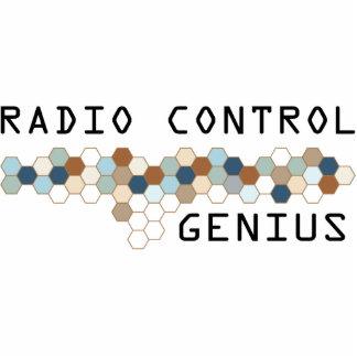 Radio Control Genius Photo Sculpture Ornament