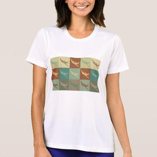 Radio Control Pop Art Shirts