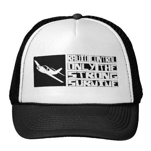 Radio Control Survive Trucker Hat