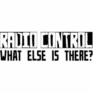 Radio Control What Else Is There? Photo Sculpture Ornament