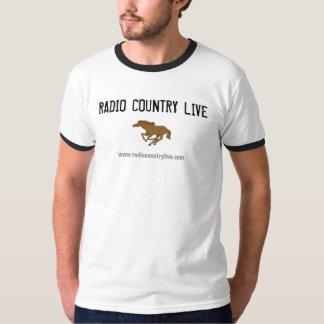 Radio Country Live Ringer T-Shirt